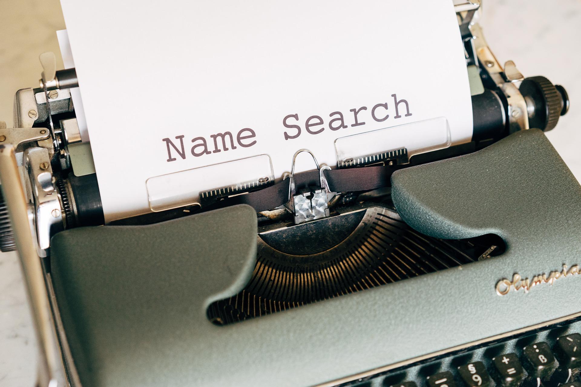 Comment trouver un nom d'entreprise ?